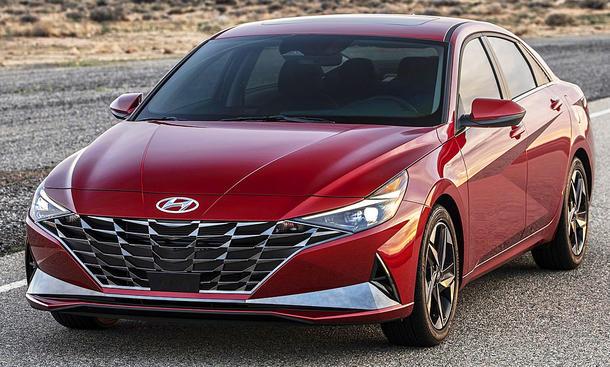 Hyundai Elantra (2020)