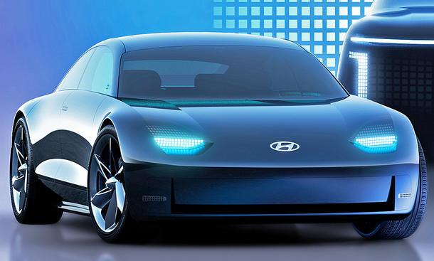 Ioniq 6 (2022) von Hyundai