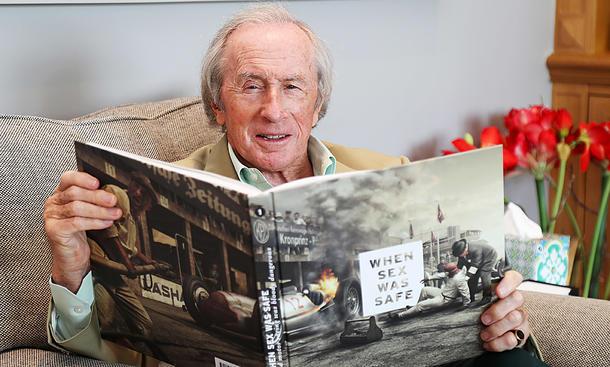 50 Jahre Motorsport: Sir Jackie Stewart im Portrait