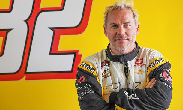 Formel-1-Weltmeister Jaques Villeneuve