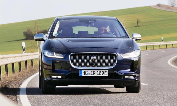 Jaguar I-Pace Facelift (2020)
