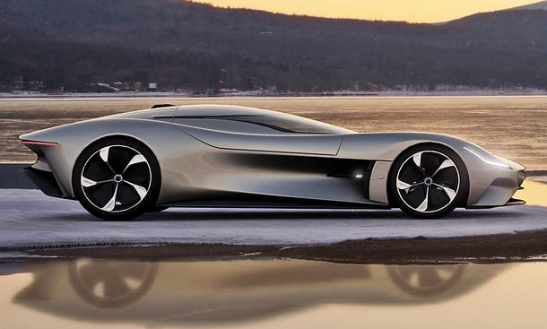 Jaguar Vision GT SV (2020): Gran Turismo | autozeitung.de