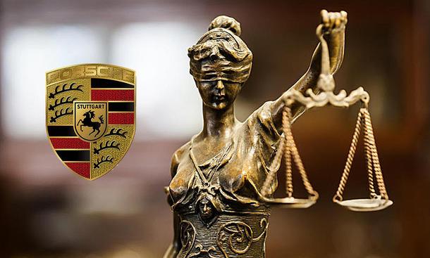 Dieselskandal: Porsche-Bußgeld
