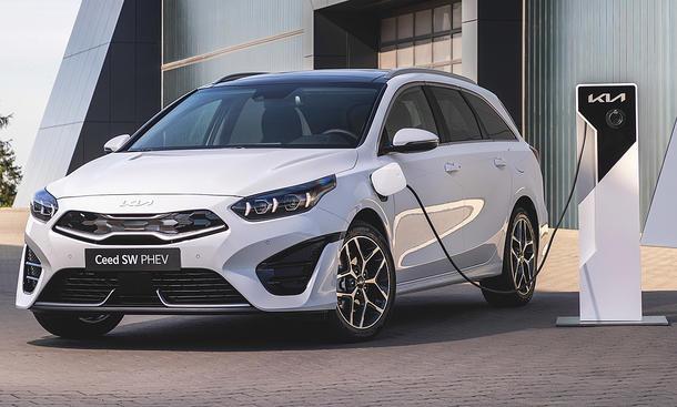 Kia Ceed Sportswagon Facelift (2021)