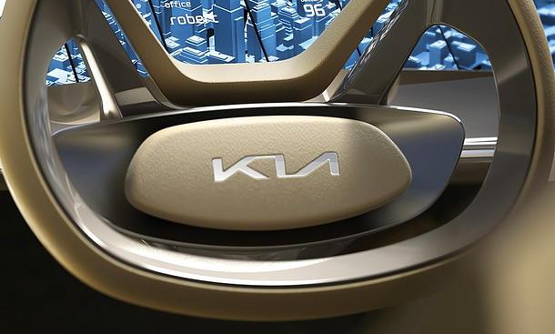 Neues Kia-Logo (2020)