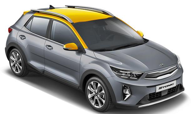 Kia Stonic Facelift (2020)