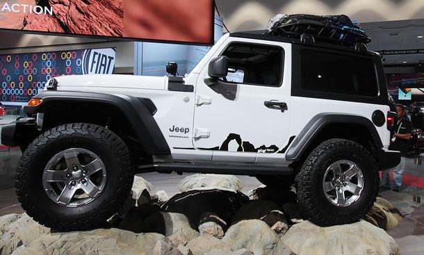 Jeep Wrangler (2018)