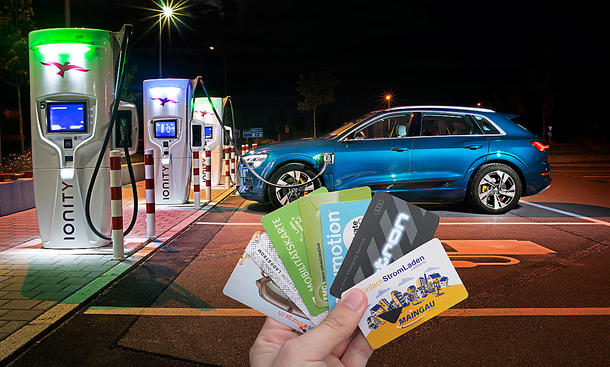 Ladestation (Elektroauto): Kosten/Anbieter/Apps