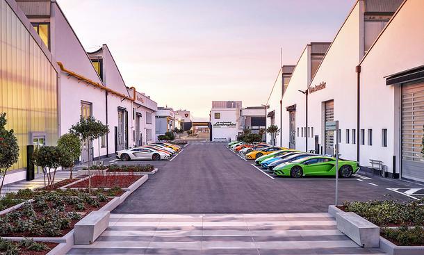 Lamborghini-News