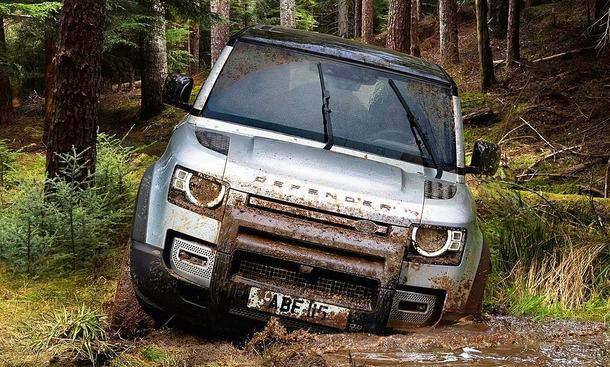 Land Rover Defender (2019)