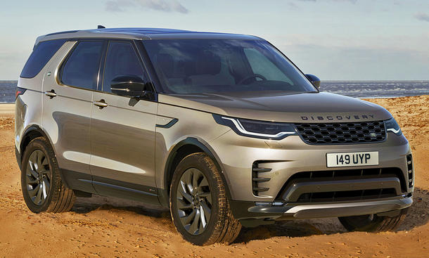 Land Rover Discovery Facelift (2021)