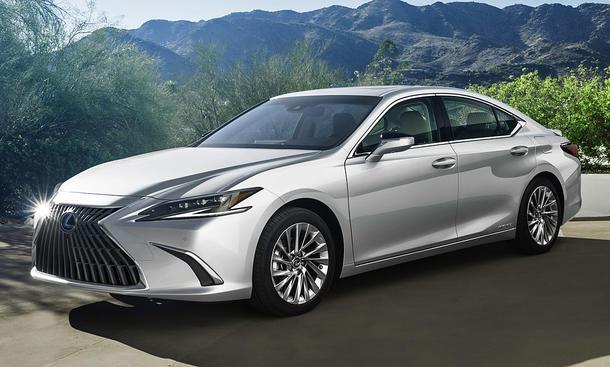 Lexus ES Facelift (2021)