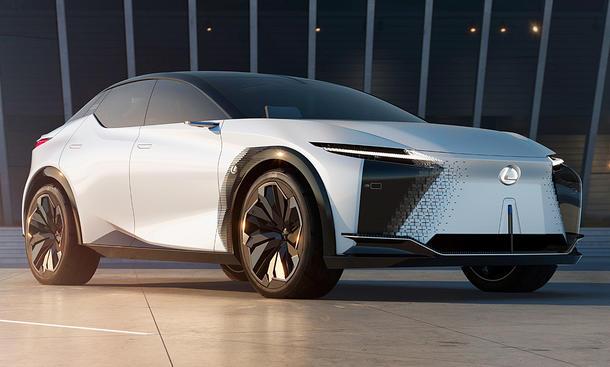 Lexus LF-Z Electrified (2021)