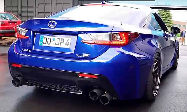 Lexus RC-F von JP Performance