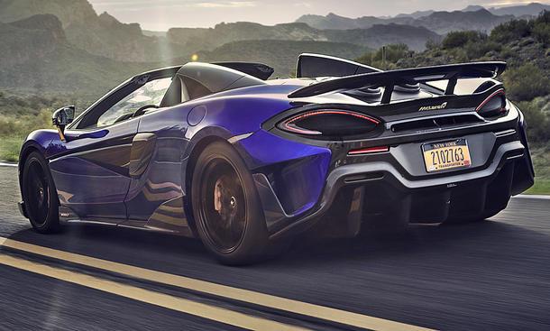 McLaren 600LT Spider (2019)