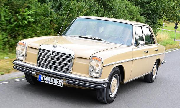 Mercedes 250 2.8 (W114): Oldtimer kaufen