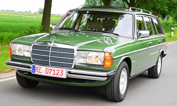 Mercedes-Benz 280 TE: Oldtimer kaufen
