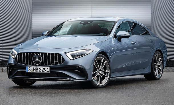 Mercedes-AMG CLS 53 Facelift (2021)