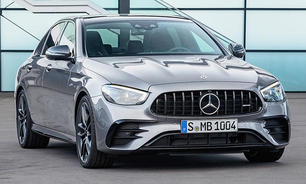 Mercedes-AMG E 53 Facelift (2020)