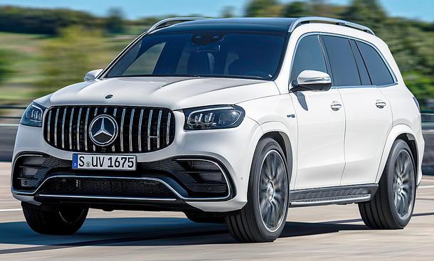 Mercedes-AMG GLS 63 (2020)