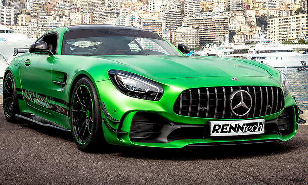 mercedes amg gt r tuning von renntech. Black Bedroom Furniture Sets. Home Design Ideas