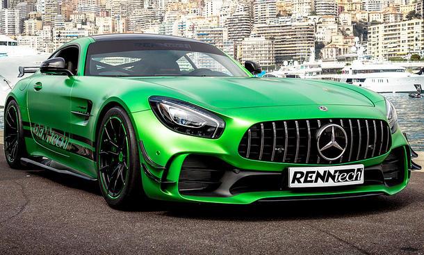 Mercedes-AMG GT R von Renntech