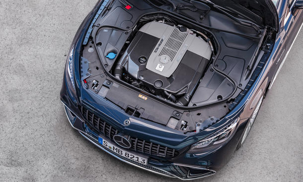Mercedes-AMG S 65 Coupé Facelift (2017)