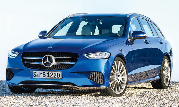 2020 - [Mercedes-Benz] Classe C [W206] Mercedes-c-klasse-t-modell-2021-1