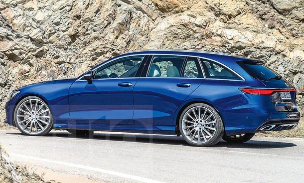 2020 - [Mercedes-Benz] Classe C [W206] Mercedes-c-klasse-t-modell-2021-2