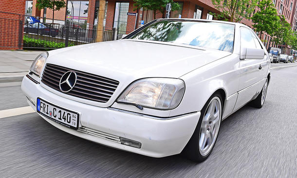 Mercedes CL 600: Youngtimer kaufen