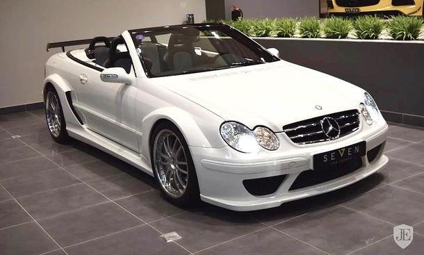 Mercedes Clk Dtm Amg Cabrio Verkauf Autozeitungde