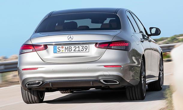 Mercedes E-Klasse Facelift (2020)