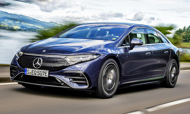 Mercedes EQS (2021)