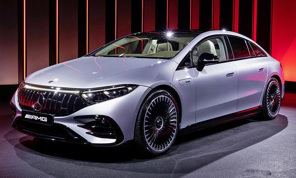 Mercedes-AMG EQS 53 (2022)