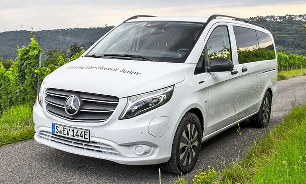 Mercedes eVito Tourer (2020)