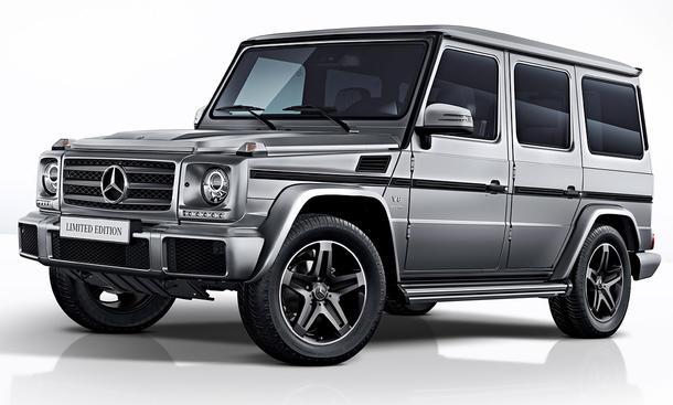 """Mercedes G-Klasse """"Limited Edition"""""""