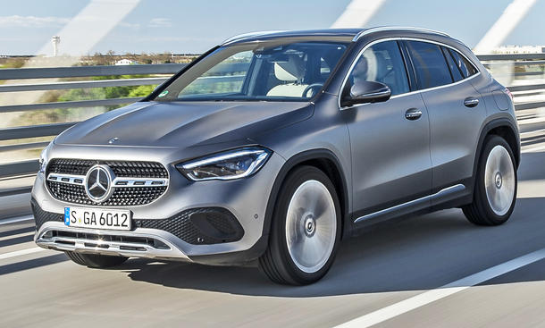 Mercedes GLA 220 d 4Matic