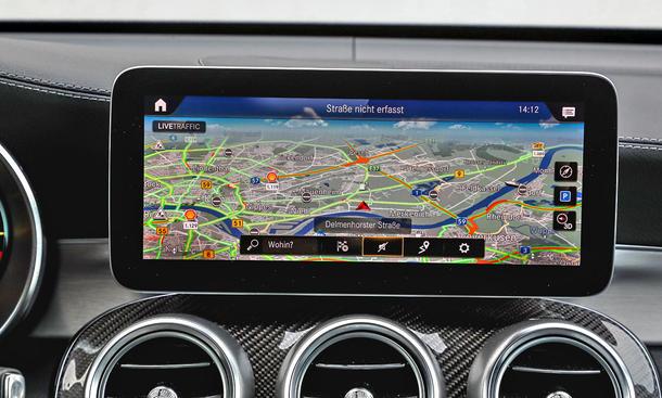 Mercedes GLC 300 d 4Matic