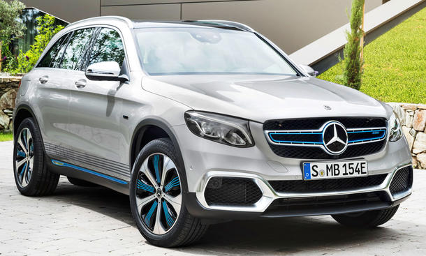 Mercedes GLC F-Cell (2018)