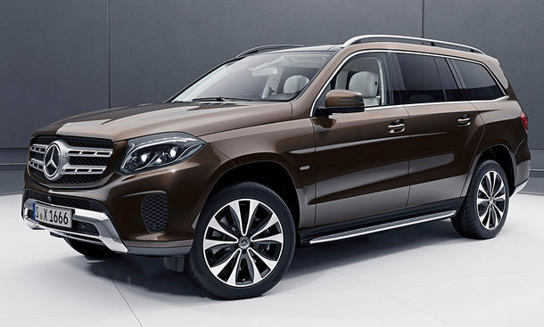 Mercedes GLS Grand Edition (2018)