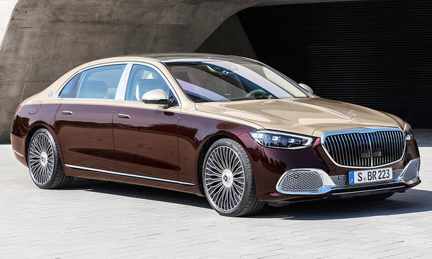 Mercedes-Maybach S-Klasse (2020)