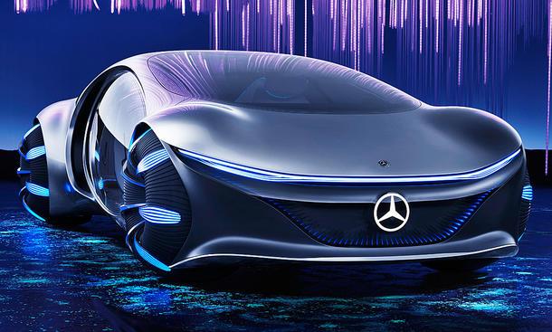 Mercedes Vision AVTR (2020)