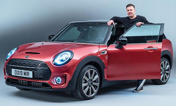 Mini Clubman Facelift 2019 Motor Ausstattung Autozeitungde