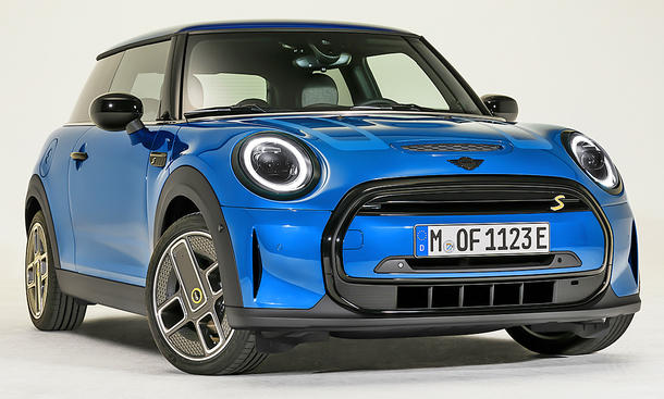 Mini Cooper SE Facelift (2021)