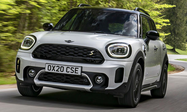 Mini Countryman Facelift (2020)