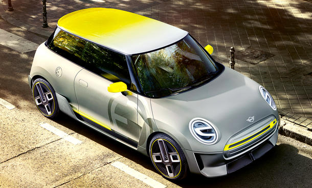 Mini Electric Concept (2017)