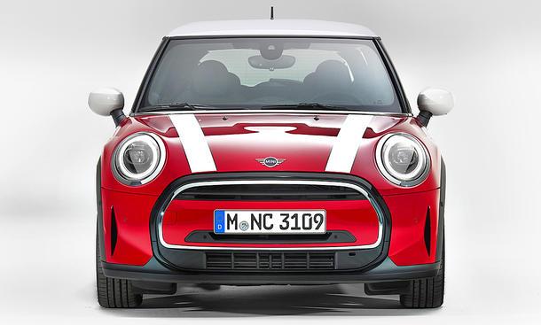Mini Facelift (2021)