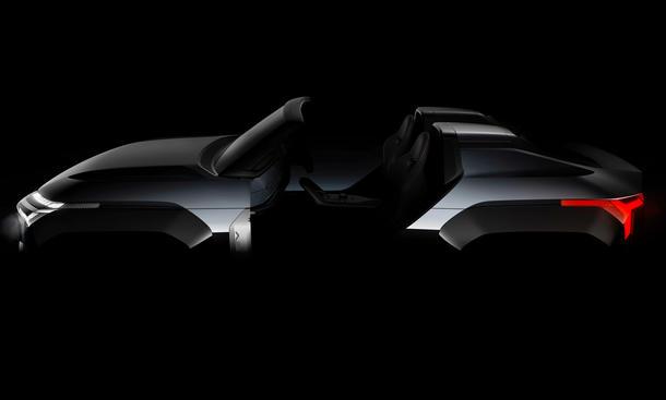 Mitsubishi Mi-Tech Concept (2019)