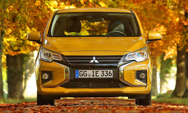 mitsubishi space star facelift 2020 motoren