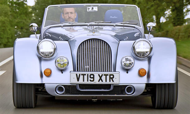 Morgan Plus Six (2019)